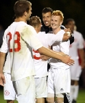 51st Men's Soccer vs. Ashford University (cont.) Photo