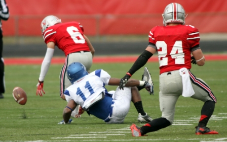7th Football vs. Trinity International University (cont. 2) Photo