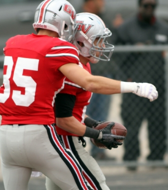 23rd Football vs. Trinity International University (cont. 2) Photo