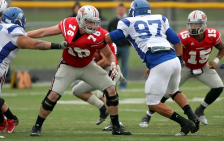33rd Football vs. Trinity International University (cont. 2) Photo