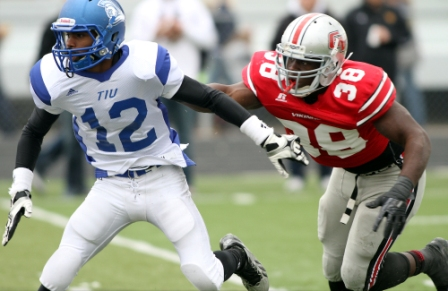 47th Football vs. Trinity International University (cont. 2) Photo