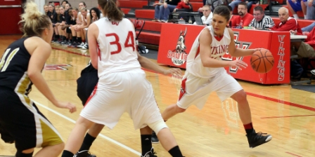 1st Women's Basketball vs. Dordt Photo