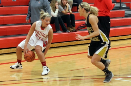 9th Women's Basketball vs. Dordt Photo