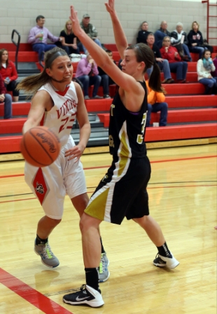 12th Women's Basketball vs. Dordt Photo