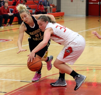 15th Women's Basketball vs. Dordt Photo
