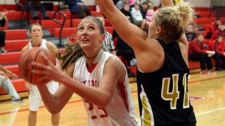 17th Women's Basketball vs. Dordt Photo