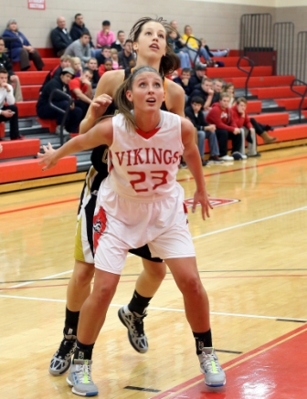 20th Women's Basketball vs. Dordt Photo
