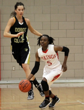 29th Women's Basketball vs. Dordt Photo