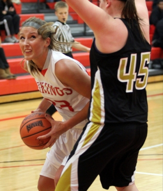 30th Women's Basketball vs. Dordt Photo
