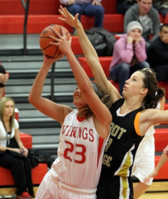 42nd Women's Basketball vs. Dordt Photo