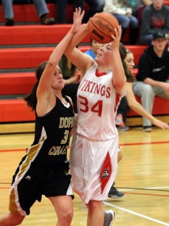 47th Women's Basketball vs. Dordt Photo