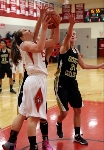 10th Women's Basketball vs. Dordt Photo