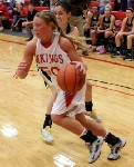 13th Women's Basketball vs. Dordt Photo