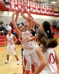 23rd Women's Basketball vs. Dordt Photo