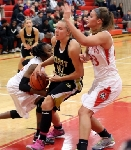 24th Women's Basketball vs. Dordt Photo