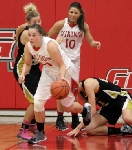 34th Women's Basketball vs. Dordt Photo