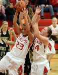 44th Women's Basketball vs. Dordt Photo