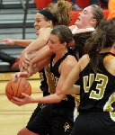 46th Women's Basketball vs. Dordt Photo