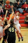 48th Women's Basketball vs. Dordt Photo