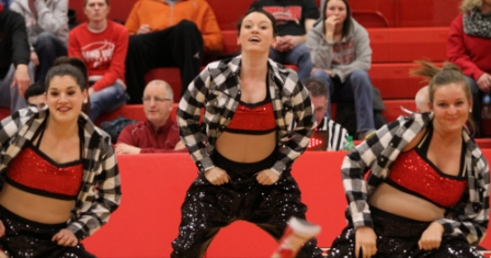 26th Halftime Dance Photo