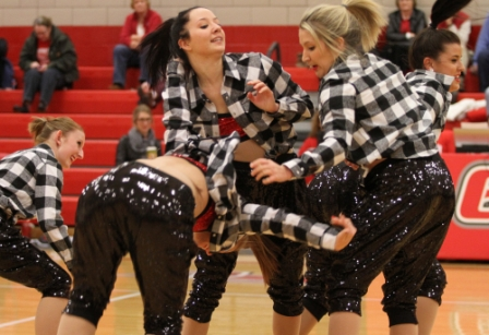 38th Halftime Dance Photo