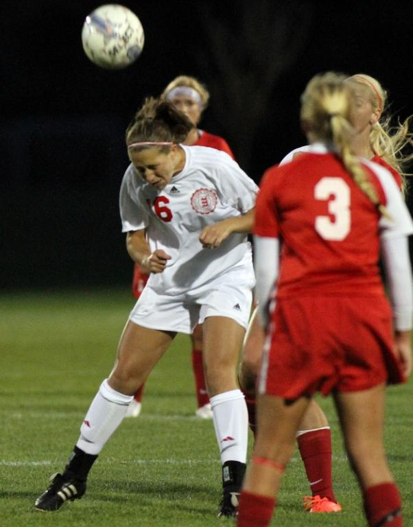 32nd Women's Soccer vs. Simpson College (cont.) Photo