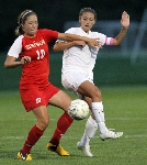 22nd Women's Soccer vs. Simpson College (cont.) Photo