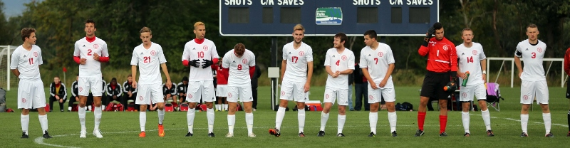 3rd Men's Soccer vs. Mt. Olivet Photo