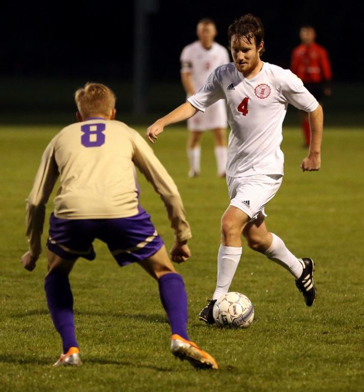 11th Men's Soccer vs. Mt. Olivet Photo