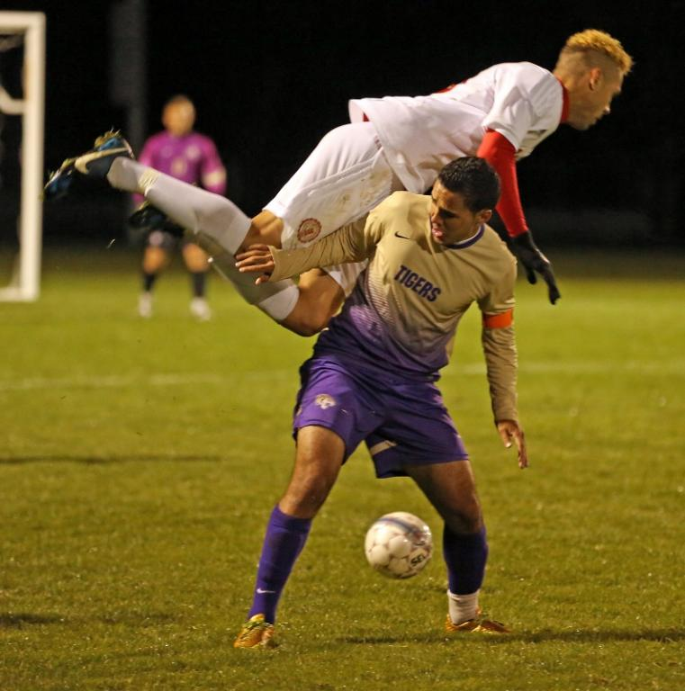 17th Men's Soccer vs. Mt. Olivet Photo