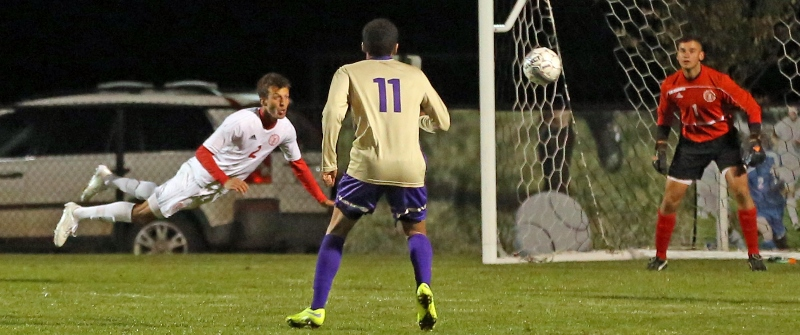 22nd Men's Soccer vs. Mt. Olivet Photo