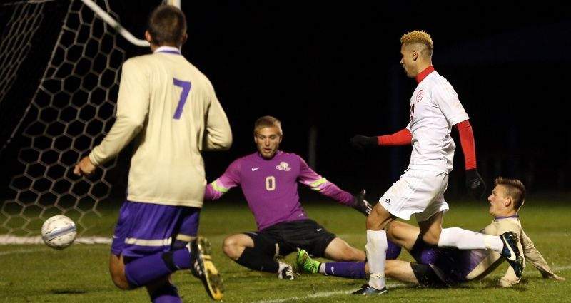 23rd Men's Soccer vs. Mt. Olivet Photo