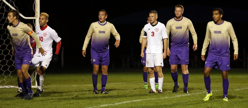 25th Men's Soccer vs. Mt. Olivet Photo