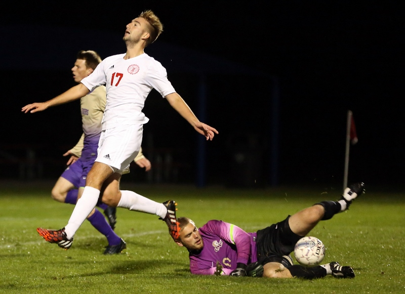 28th Men's Soccer vs. Mt. Olivet Photo