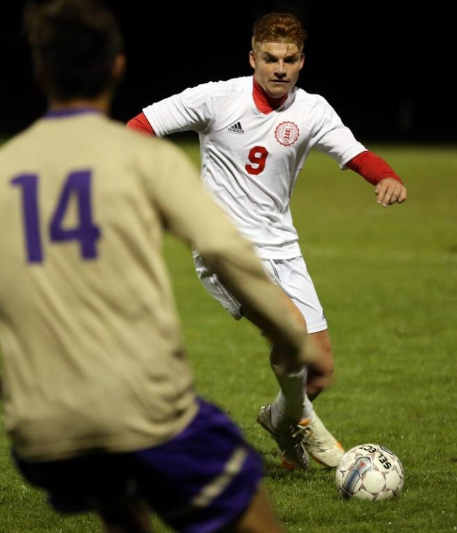 29th Men's Soccer vs. Mt. Olivet Photo