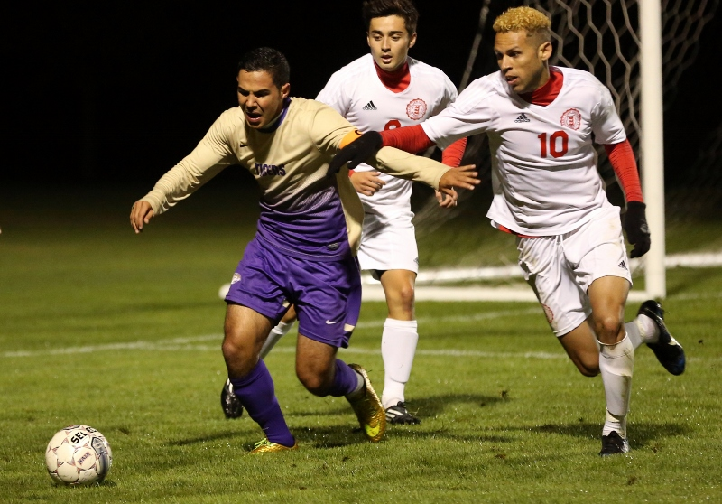 30th Men's Soccer vs. Mt. Olivet Photo