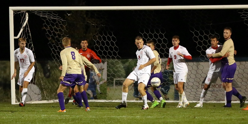 49th Men's Soccer vs. Mt. Olivet Photo