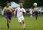 4th Men's Soccer vs. Mt. Olivet Photo