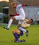 6th Men's Soccer vs. Mt. Olivet Photo