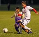 10th Men's Soccer vs. Mt. Olivet Photo