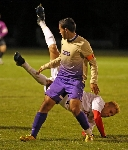 19th Men's Soccer vs. Mt. Olivet Photo