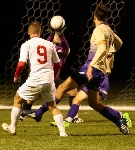 21st Men's Soccer vs. Mt. Olivet Photo