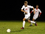 26th Men's Soccer vs. Mt. Olivet Photo