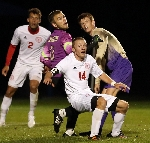 35th Men's Soccer vs. Mt. Olivet Photo