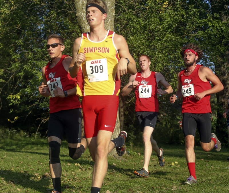 31st Men's Cross Country @ Grand View Invite Photo