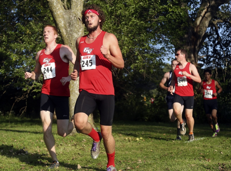 32nd Men's Cross Country @ Grand View Invite Photo