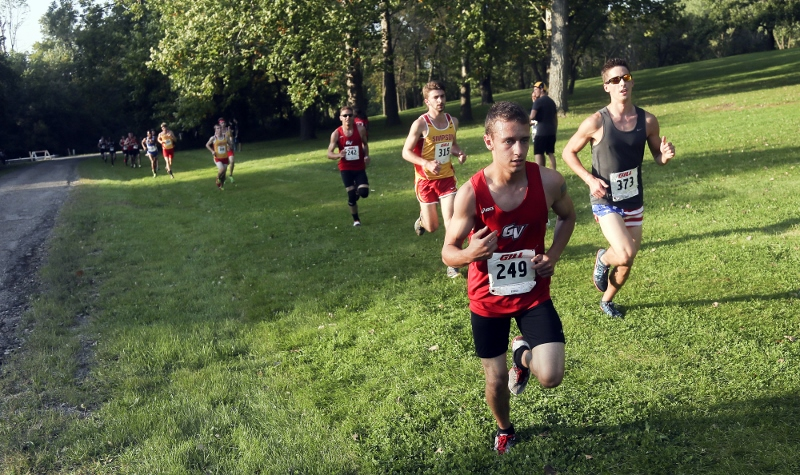 41st Men's Cross Country @ Grand View Invite Photo