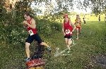 3rd Men's Cross Country @ Grand View Invite Photo