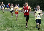 23rd Men's Cross Country @ Grand View Invite Photo