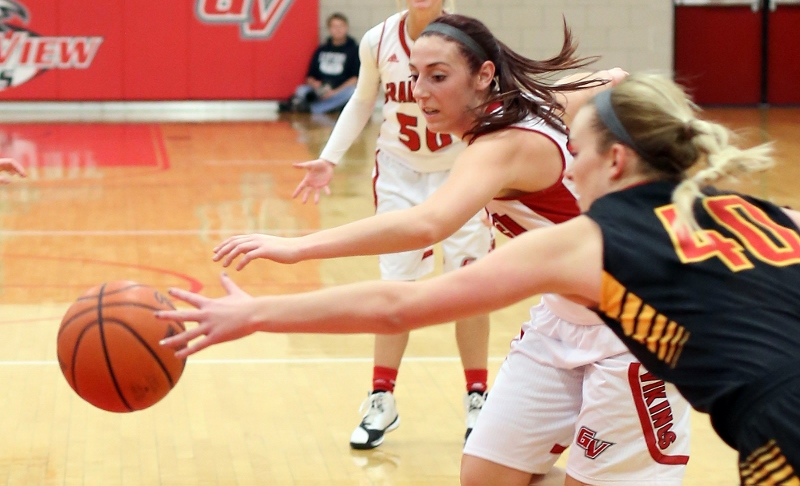 6th Women's Basketball vs. Simpson College Photo